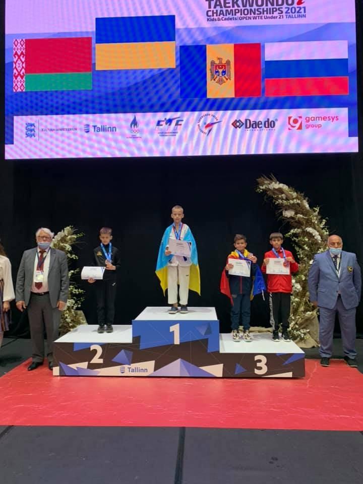 Чемпіонат Європи  з тхеквондо ВТФ серед кадетів та юніорів