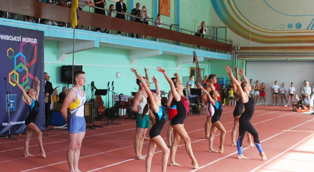Хмельницький обласний центр фізичного виховання учнівської молоді відзначає 50-річчя!