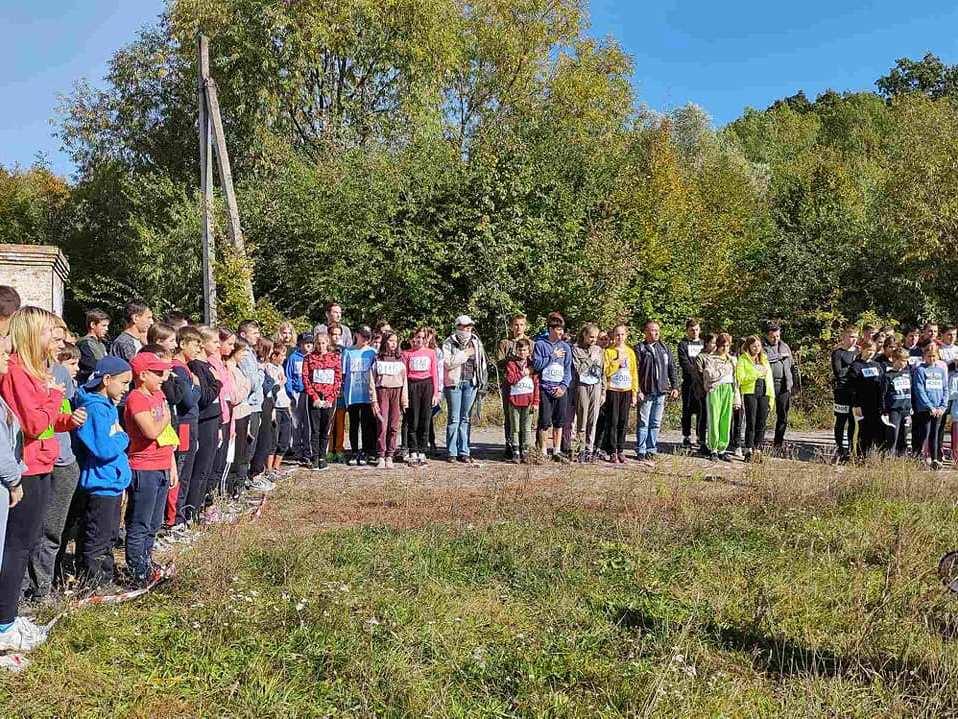 Відбувся ІІ етап Кубку області зі спортивного орієнтування серед учнівської молоді